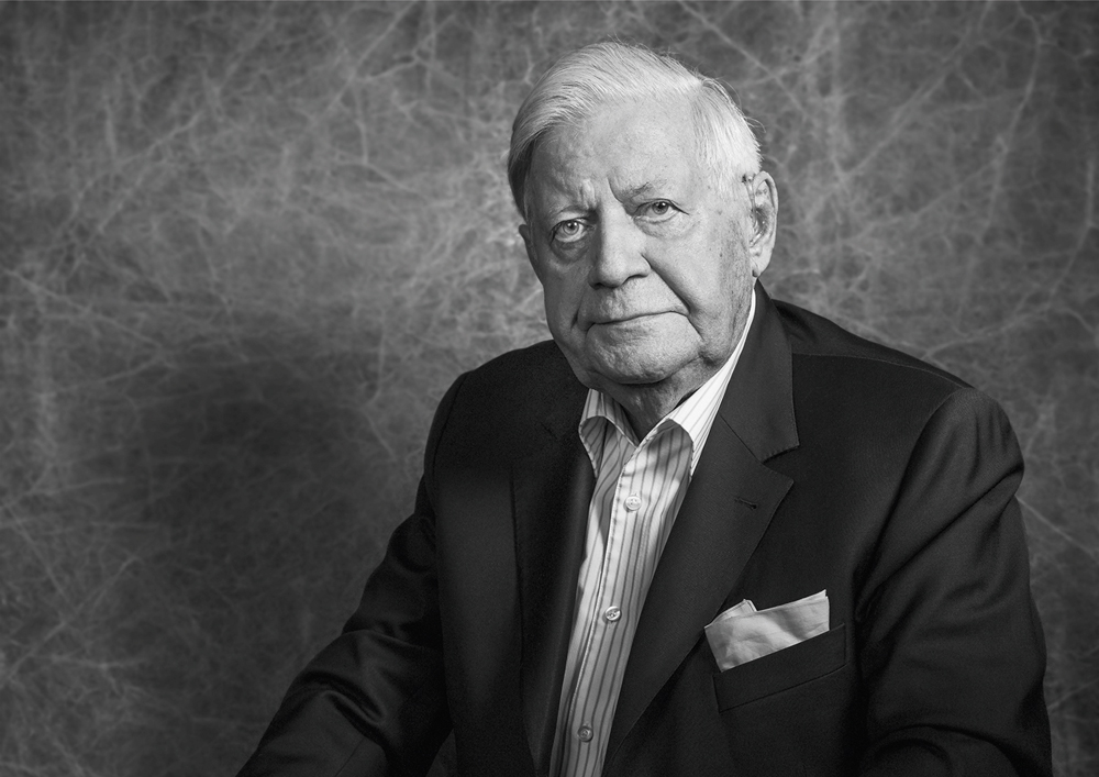 Helmut Schmidt (1918 - 2015)