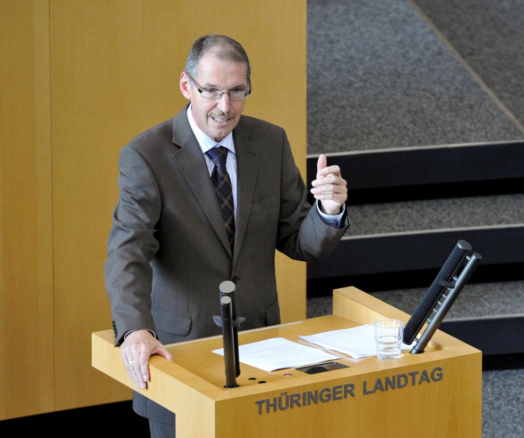 Dr. Werner Pidde (MdL, SPD)
