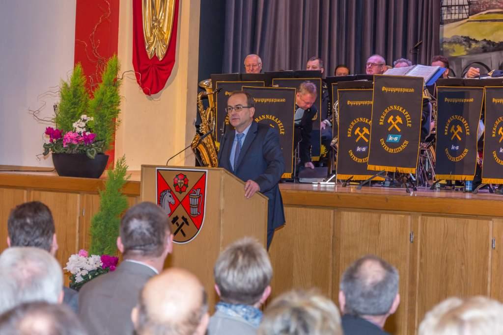Festrede des Bürgermeisters Roland Ernst