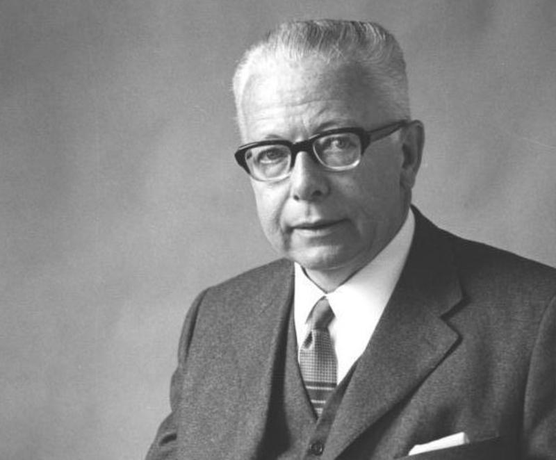 Gustav Heinemann (1899 - 1976)