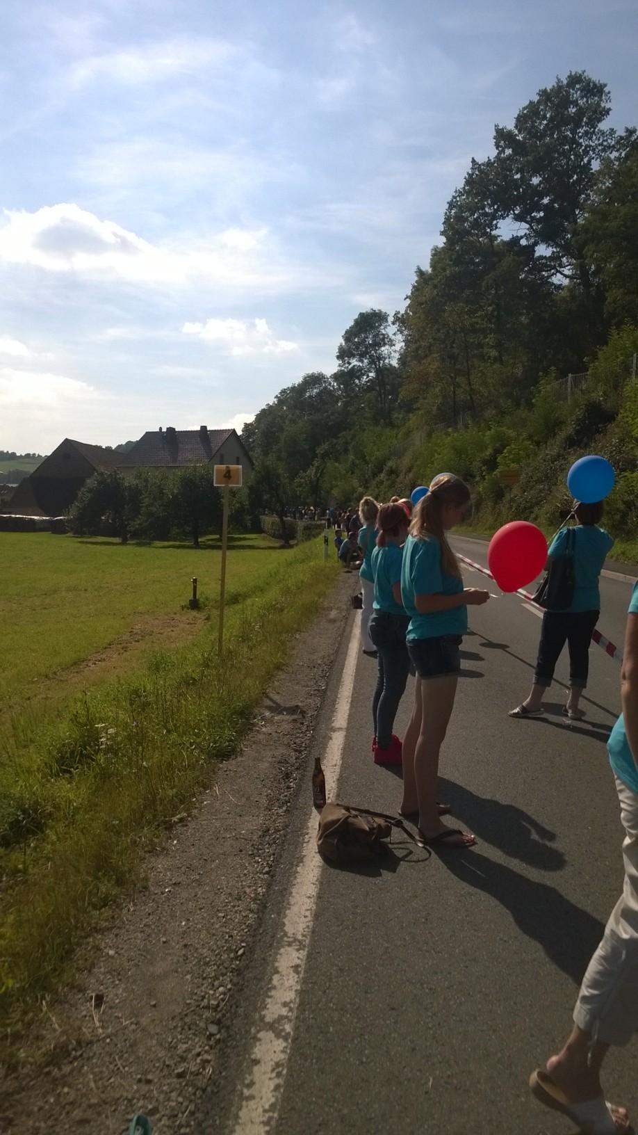 Blick nach Unterbreizbach