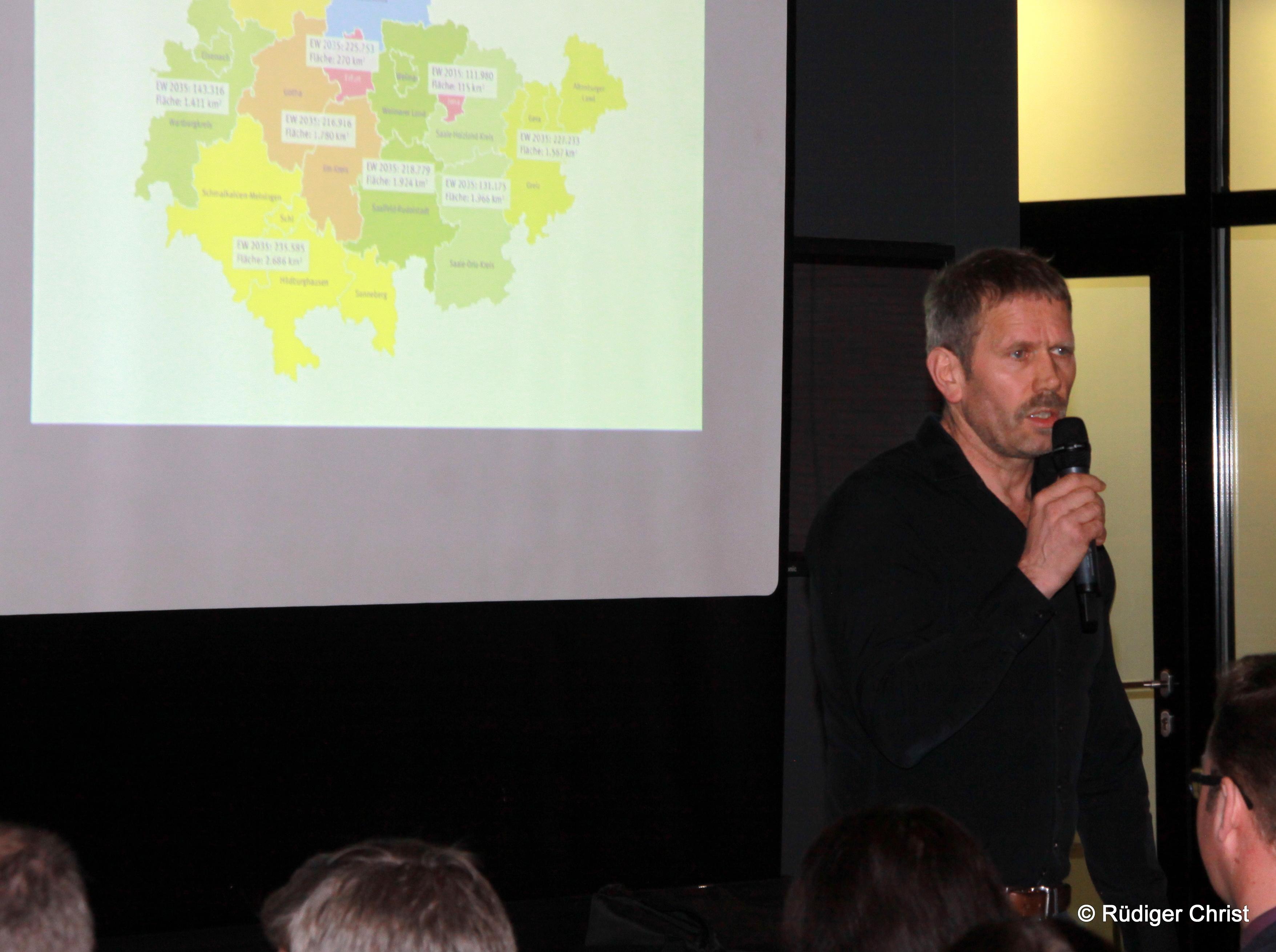 Unternehmer und SPD-Mitglied Ralf Pollmeier
